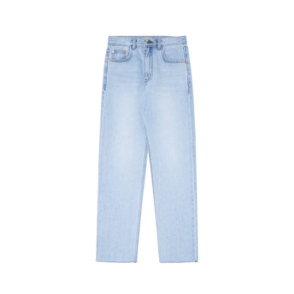 SI JN 6015 Cutting Straight Denim