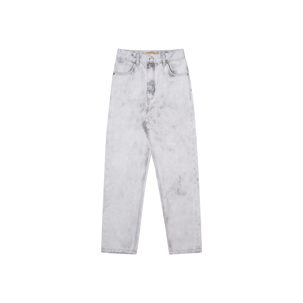SI JN 6020 Bleach Out Washing Jeans